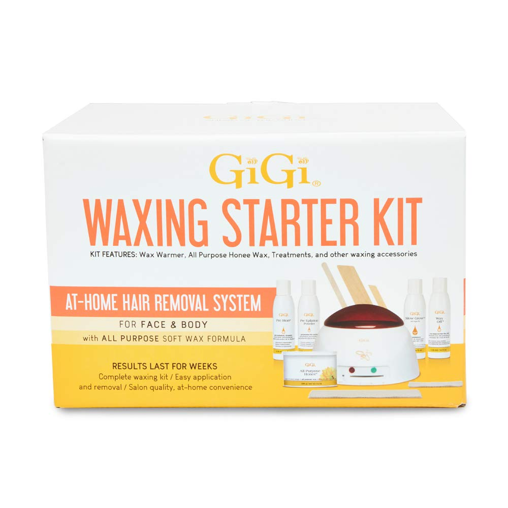 GiGi Waxing Starter Kit by GiGi