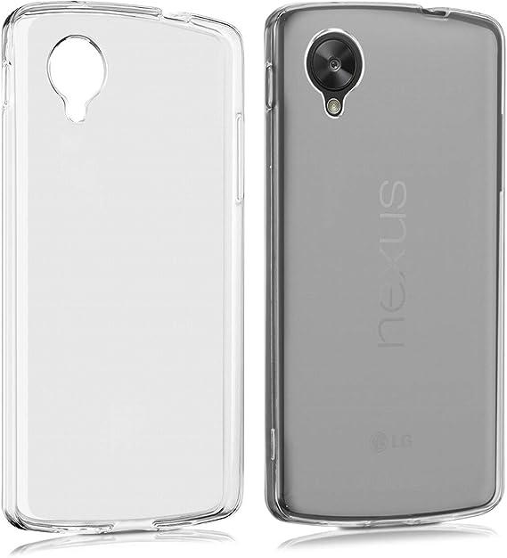 kwmobile Funda para LG Google Nexus 5: Amazon.es: Electrónica