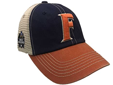 competitive price 8ec8a dc6af Image Unavailable. Image not available for. Color  Florida Gators 2018 NCAA  College World Series CWS Mesh Snapback Relax Hat Cap