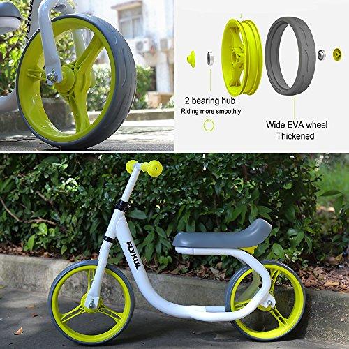 Balance Bike Flykul Children Balance Bikes Walking Bicycle No