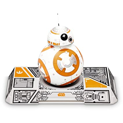 BB-8 App-Enabled Droid by Sphero with Trainer