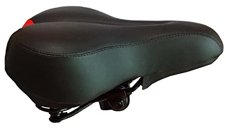 Excellent Amazon Com Tb Extra Thicker Bicycle Saddle Dural Springs Ibusinesslaw Wood Chair Design Ideas Ibusinesslaworg