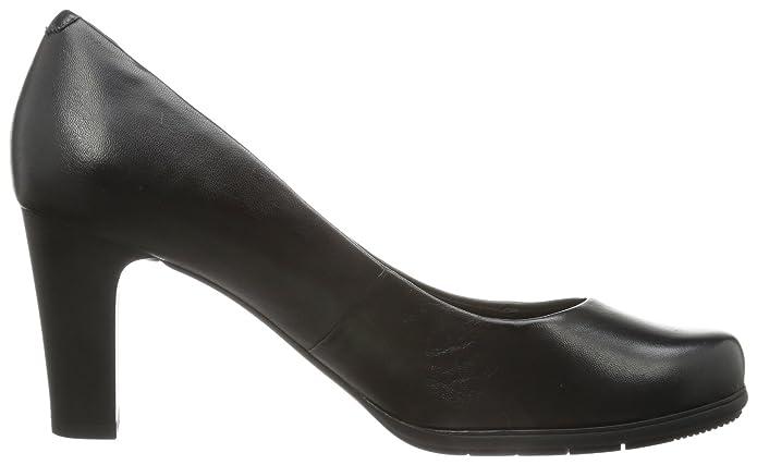 Rockport Tm75Mmh Pump Black 3, Schuhe, Absatzschuhe, Absatzschuhe, Schwarz, Female, 36