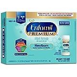 Enfamil PREMIUM Newborn Infant Formula 20 Calorie - Non-GMO - Ready to Use Nursette Bottles, 2 fl oz (24 count)