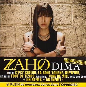 la musique de zaho dima