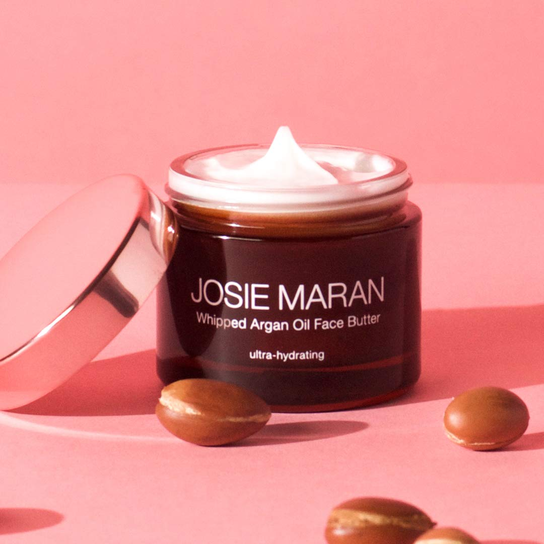 Josie Maran Whipped Argan Oil Face Butter - Nourish and Protect Skin While Reducing Redness and Fine Lines (50ml/1.7oz.) by Josie Maran (Image #2)