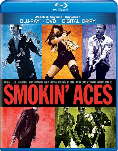 Blu-ray : Smokin Aces (With DVD, Widescreen, 2PC)