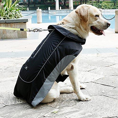 UsefulThingy Dog Rain Coats