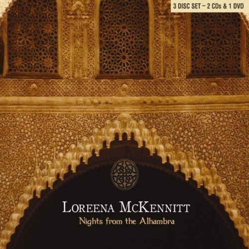 Nights From the Alhambra Box set, Live Edition by Mckennitt, Loreena (2011) Audio CD
