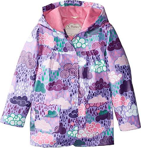 Printed Raincoats, Stormy Days, 6 Years (Hatley Kids Girls Clothing)