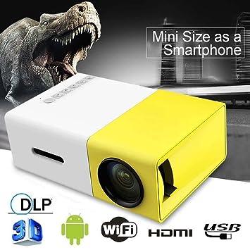 Otros Proyectores Mini HDMI LED 1080P de Artlii se conectan a PC ...