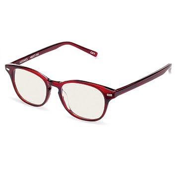 dac89bfa3258 Boca Blu Blue Light Block Reading Glasses - Hermes Anti-Eyestrain Computer  Glasses