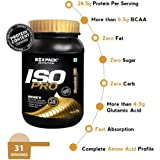 Six Pack Nutrition Iso Pro Whey Protein - 1 kg (Chocolate Milk)