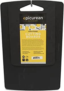 product image for Prep Series Cutting Boards By Epicurean, 2 Piece Set, Slate