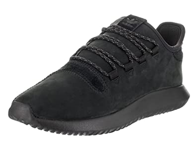 adidas Tubular Shadow Mens in Core Black/Running White, 10