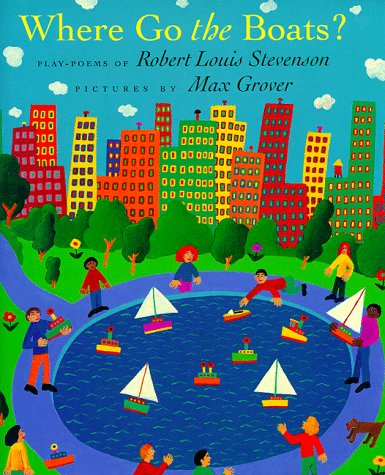 Amazon.com: Where Go the Boats?: Play-Poems of Robert Louis ...