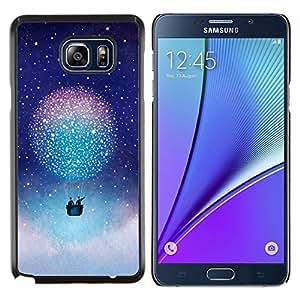 Dragon Case - FOR Samsung Note 5 N9200 N920 - Powerful and unconstrained style - Caja protectora de pl??stico duro de la cubierta Dise?¡Ào Slim Fit