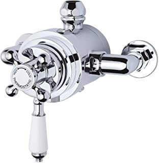 Bristan Kn2 Shxar C Colonial 2 Thermostatic Surface Mounted Shower