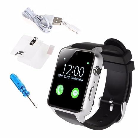 Amazon.com: Bigmai Bluetooth Smart Watch GT88 with Bluetooth ...