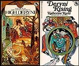 img - for Katherine Kurtz' Chronicles of the Deryni Series: Deryni Rising / High Deryni / The Deryni Archives [3 Paperbacks] book / textbook / text book