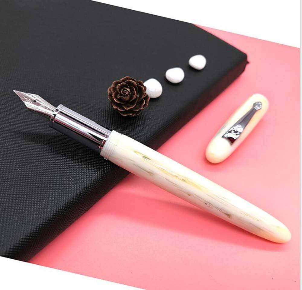 Jinhao 200 Acrylic Fountain Pen Extra Fine Nib EF//F Students Writing Supply #j1