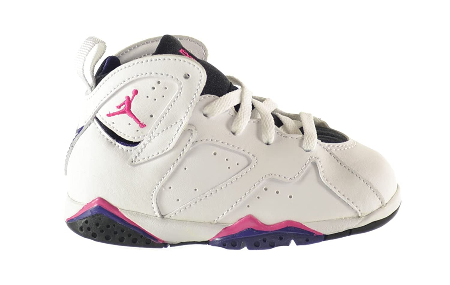 5372a30f0d38 Air Jordan Flight 45 White Night Blue Fireberry Toddler
