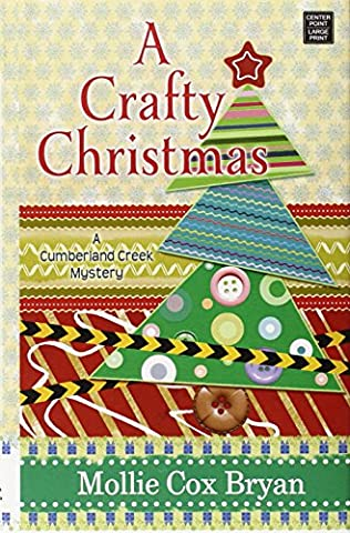 book cover of A Crafty Christmas