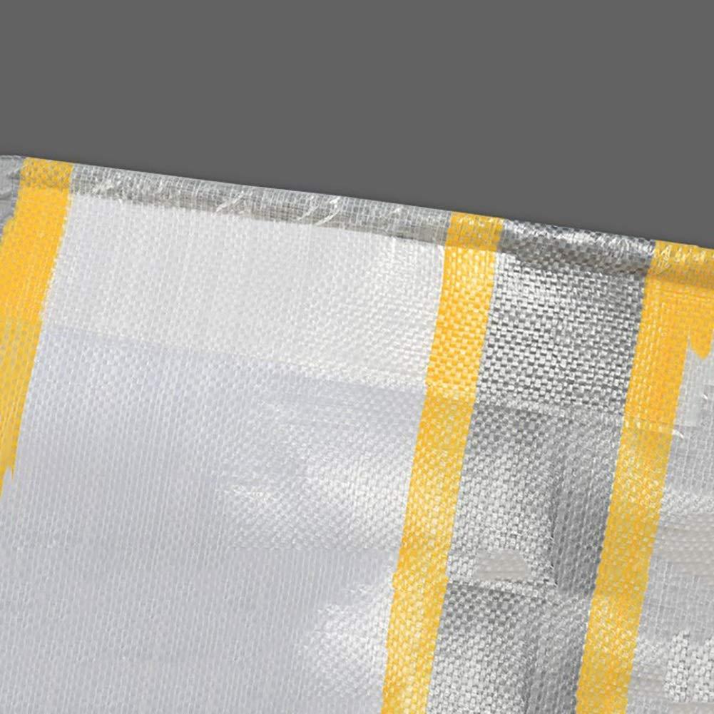 Im Freien Schwere Zeltplane Tarp Bodenbelag mit verstärktem Regenschutz Regenschutz Regenschutz (Farbe   A, größe   3×3m) B07JVMM7HG Abspannseile Hochwertige Produkte 131538