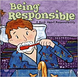 being responsible a book about responsibility way to be mary