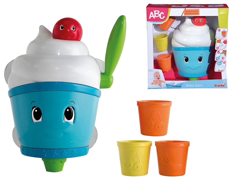 Simba 104010122 ABC Schaummaschine, bunt Simba Toys