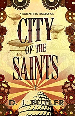 book cover of City of the Saints