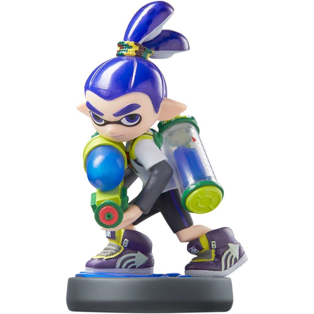 Inkling Boy amiibo (Splatoon Series) by Nintendo