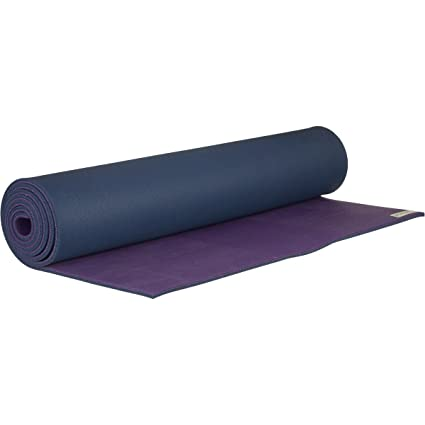 Jade Fusion Yoga Yoga Mat - Jade Yoga, Two Tone Midnight ...