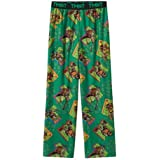 Boys Teenage Mutant Ninja Turtles TMNT Lounge//Sleep Pajama Pants S 4-5