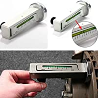 Mengonee 12.7x5CM DIY magnético del coche del automóvil
