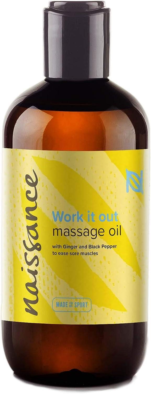 Aceite de masaje–músculos y articulaciones–250ml