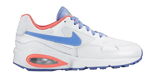 Nike Air Max 90 2007 Gs Jeunes Bleu Méthodologie De Formateurs