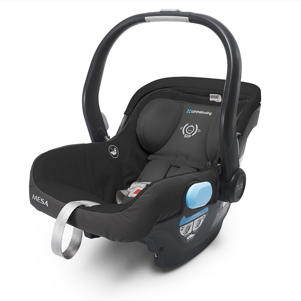 Amazon.com : UPPAbaby MESA Infant Car Seat, Jake (Black) 2015-2016
