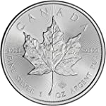 2016 CA Canada Silver Maple Leaf (1 o...