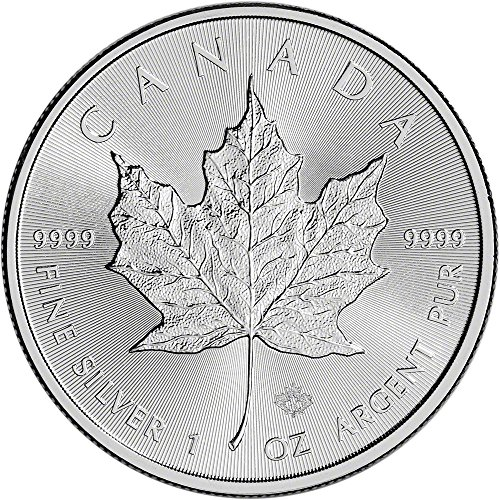 Coin 2016 Ca Canada Silver Maple Leaf 5 Brilliant