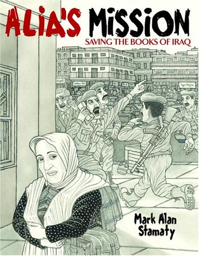 Alia's Mission: Saving the Books of Iraq by Knopf Books for Young Readers