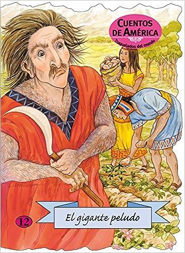 Book El gigante peludo (Troquelados del mundo series) (Spanish Edition)