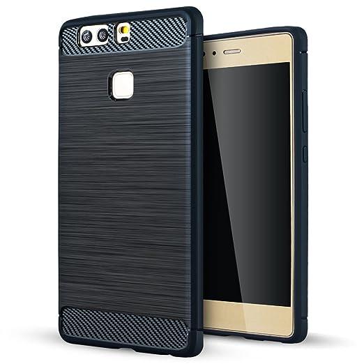 19 opinioni per Huawei P9 Cover,Huawei P9 Custodia,Lizimandu Creative 3D Schema UltraSlim TPU