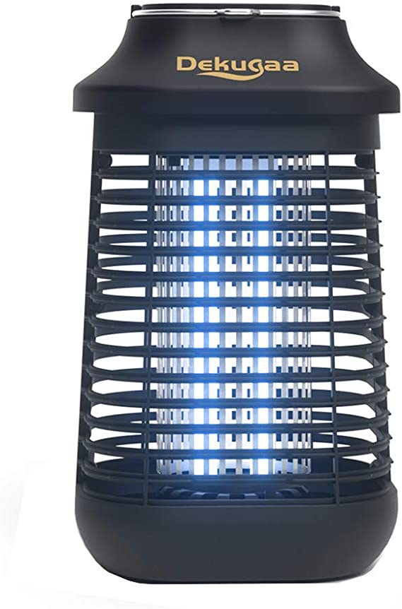 13W AMUFER Bug Zapper,Electronic Fly /& Mosquito Killer Trap and Fly Zapper Insect Killer Catcher Lamp Fly Killer Safety for Residential Commercial Industrial Home Office