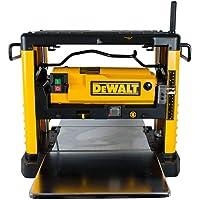 Plaina Desengrosso Portátil 317mm 1800 Watts + Coletor de Pó - DW733 - DeWalt - 220 Volts