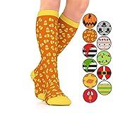 Go2Socks Holiday Christmas Compression Socks Women