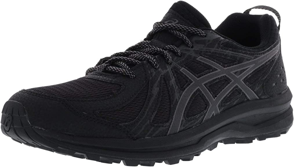 Frequent Trail Black/Carbon Ankle-High