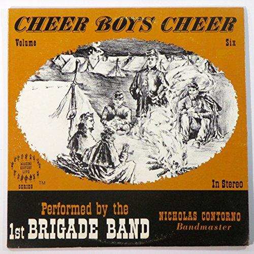 Cheer Boys Cheer, Volume 6