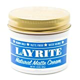 Amazon Price History for:Layrite Natural Matte Cream Pomade, 4.25 oz.