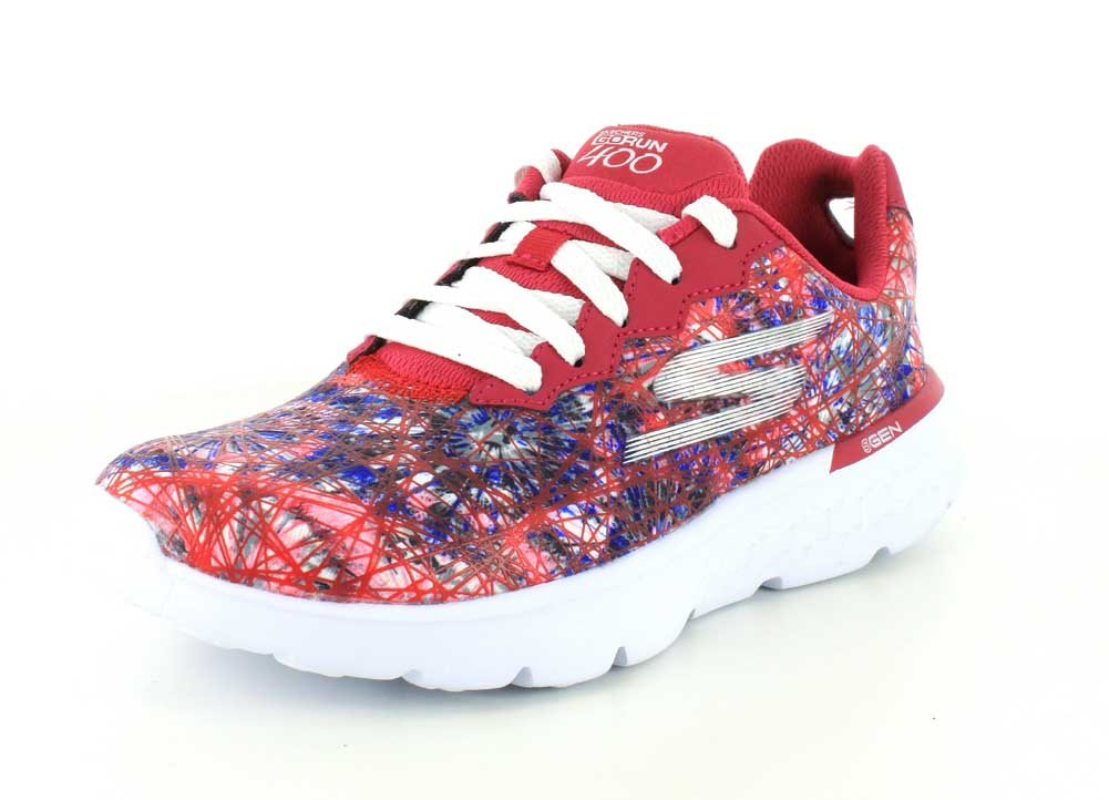 Skechers Damen GO Run 400 Funktionsschuhe  35.5 EU|Pnk